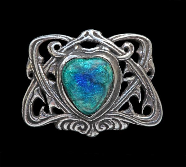 Super Histoire des bijoux Art Nouveau IK44